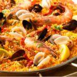 Paella de marisco receta paso a paso