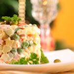 Prepara una ensaladilla rusa tradicional