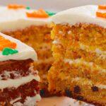 Como preparar Tarta de zanahoria o Carrot cake