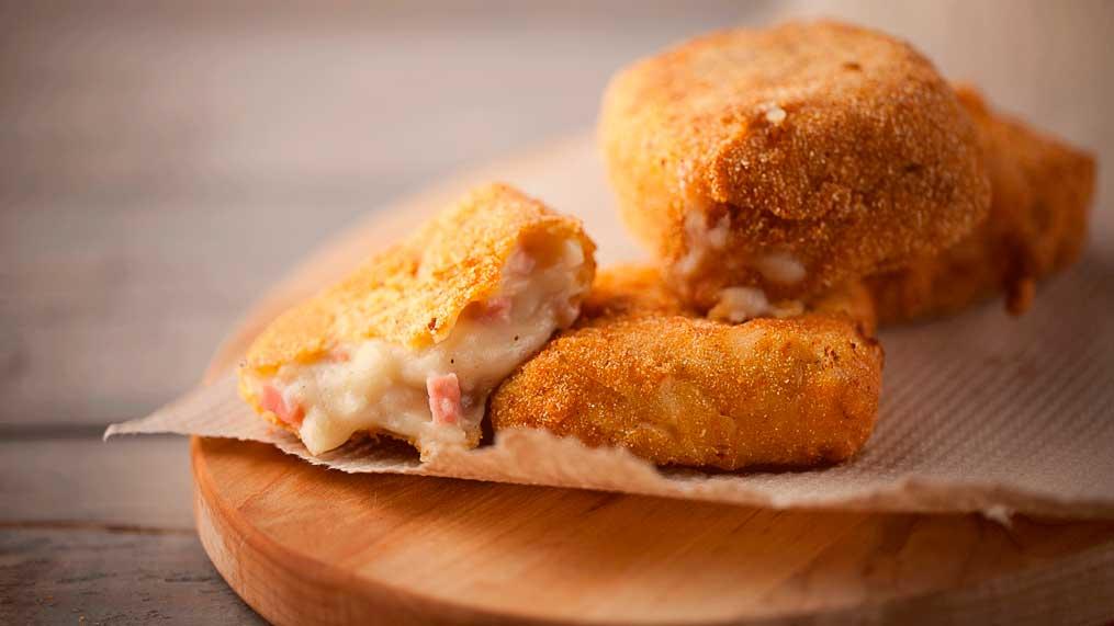 Croquetas de jamón casera la receta más sabrosa: