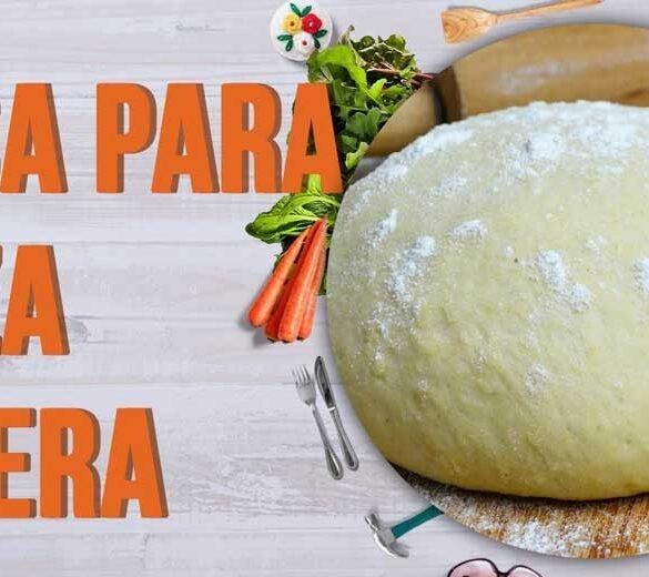 La Receta Secreta Para Una Masa De Pizza Esponjosa Y Deliciosa