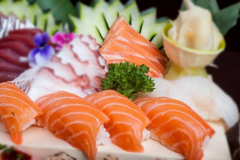Sashimi-de-Atún